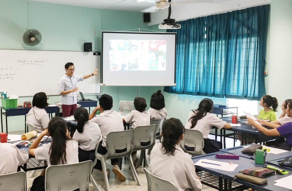 Picture Book Workshop at Junyuan Secondary School