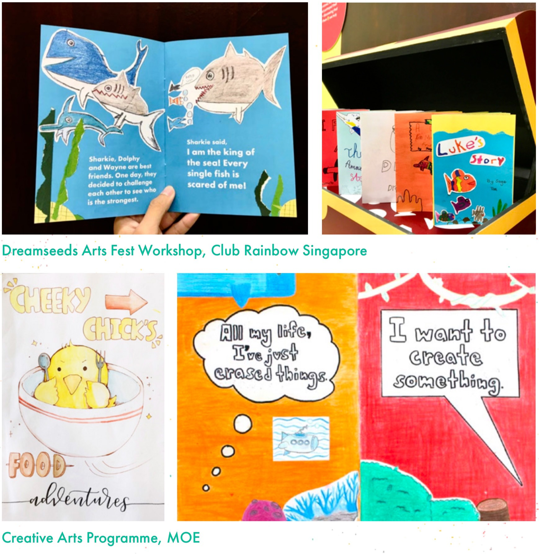Picture Book Workshop