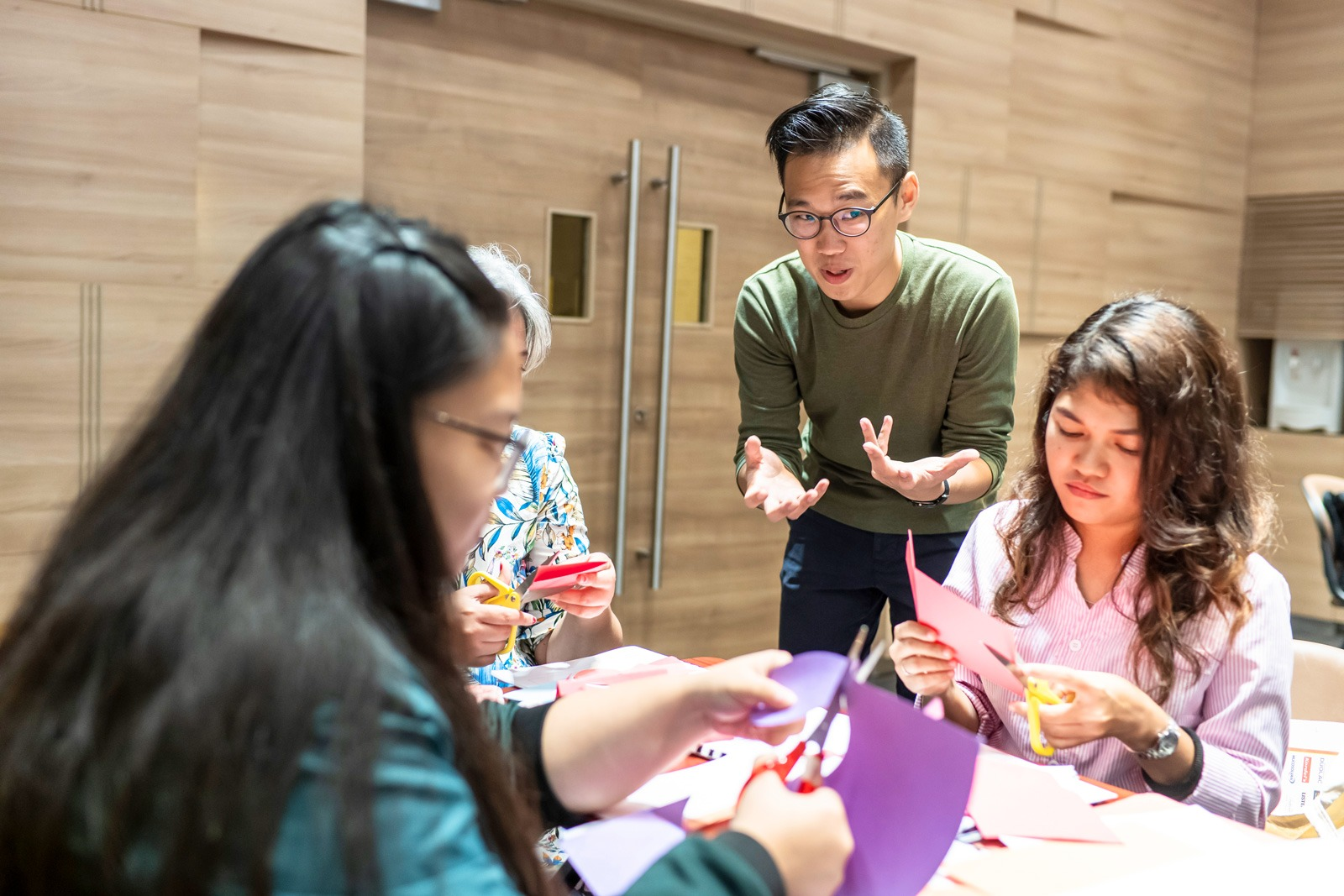 Singapore Little Treasures Teachers' Training with ECDA